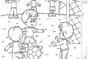 Kids playing outdoor games black and white clipart image library download Children playing clipart black and white 1 » Clipart Station image library download