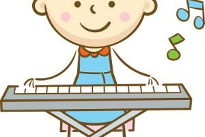 Kids playing piano clipart clipart free stock Kids playing piano clipart 2 » Clipart Portal clipart free stock