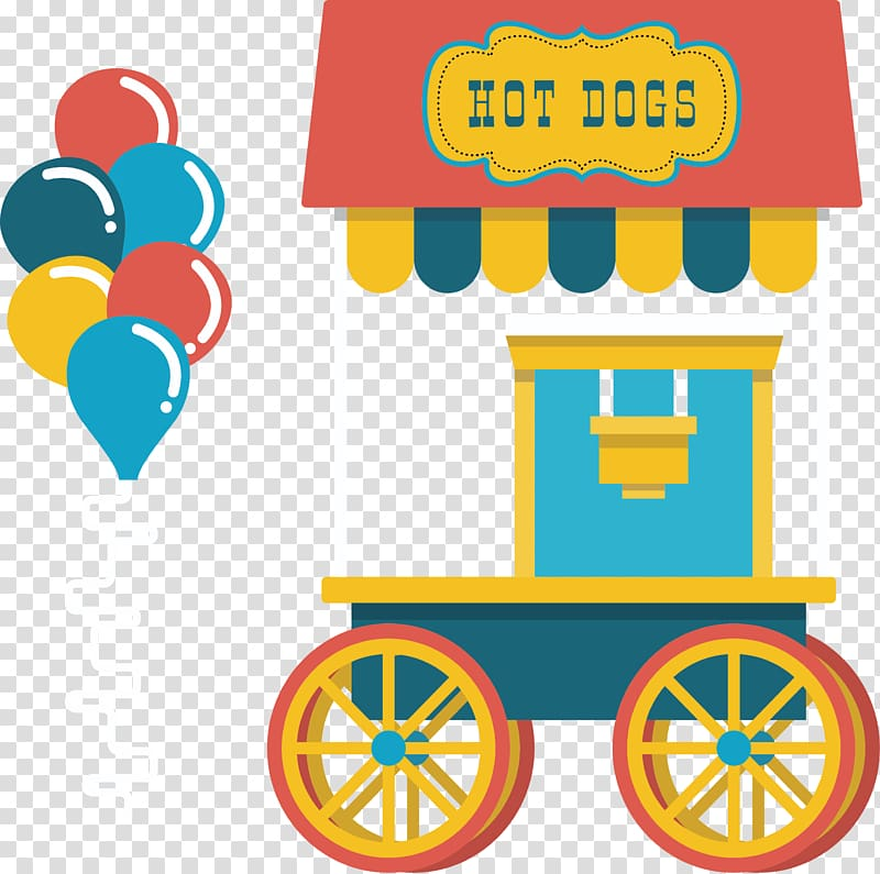 Kids playing tag at the park clipart image freeuse download Amusement park Illustration, kids toys transparent ... image freeuse download