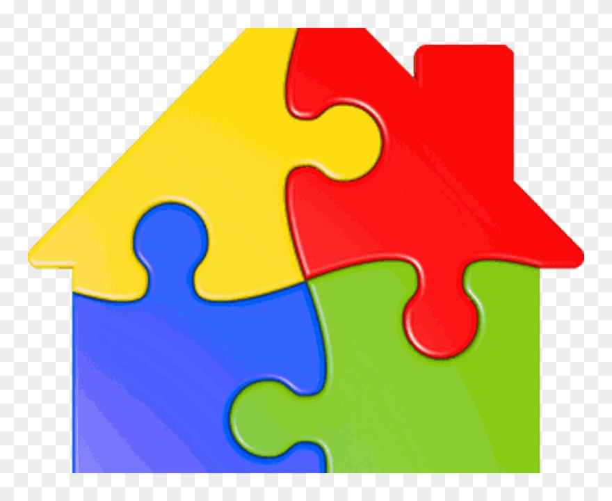 Kids puzzles clipart picture freeuse download Jigsaw Puzzles Kids Shape Clip Art - Png Download (#2244655 ... picture freeuse download