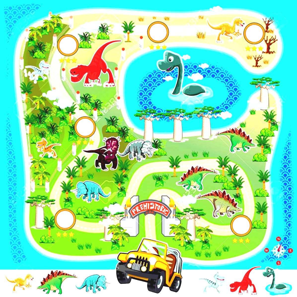 Kids road map clipart vector royalty free stock Simple road map clipart - ClipartFox vector royalty free stock