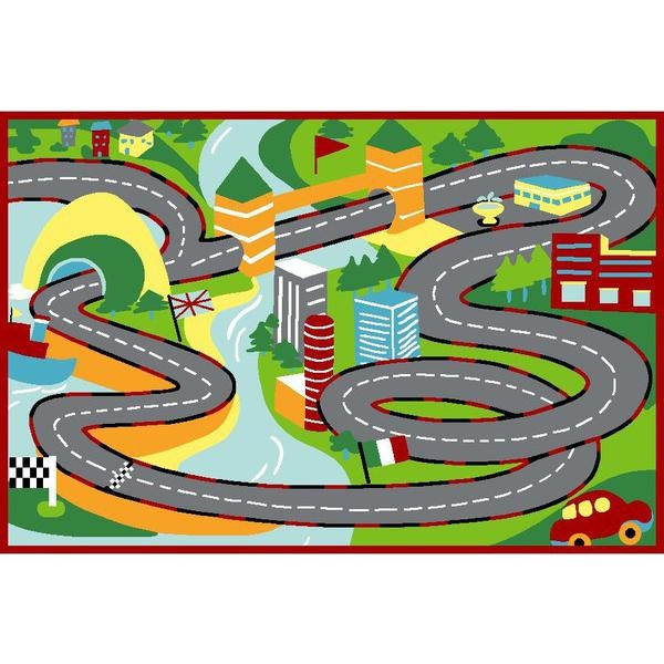 Kids road map clipart clip freeuse 17 Best images about Play mats on Pinterest | Spotlight, Cars and Kid clip freeuse