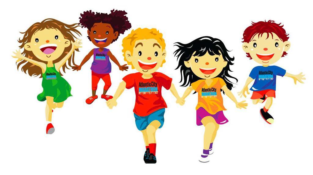 Running a race clipart jpg stock Kids Sports Clipart Running Race - Clipart1001 - Free Cliparts jpg stock