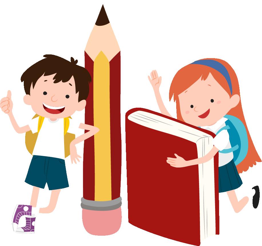 Kids running to school clipart clip art freeuse Pluto Kids< - Best Playschool in Kolkata clip art freeuse
