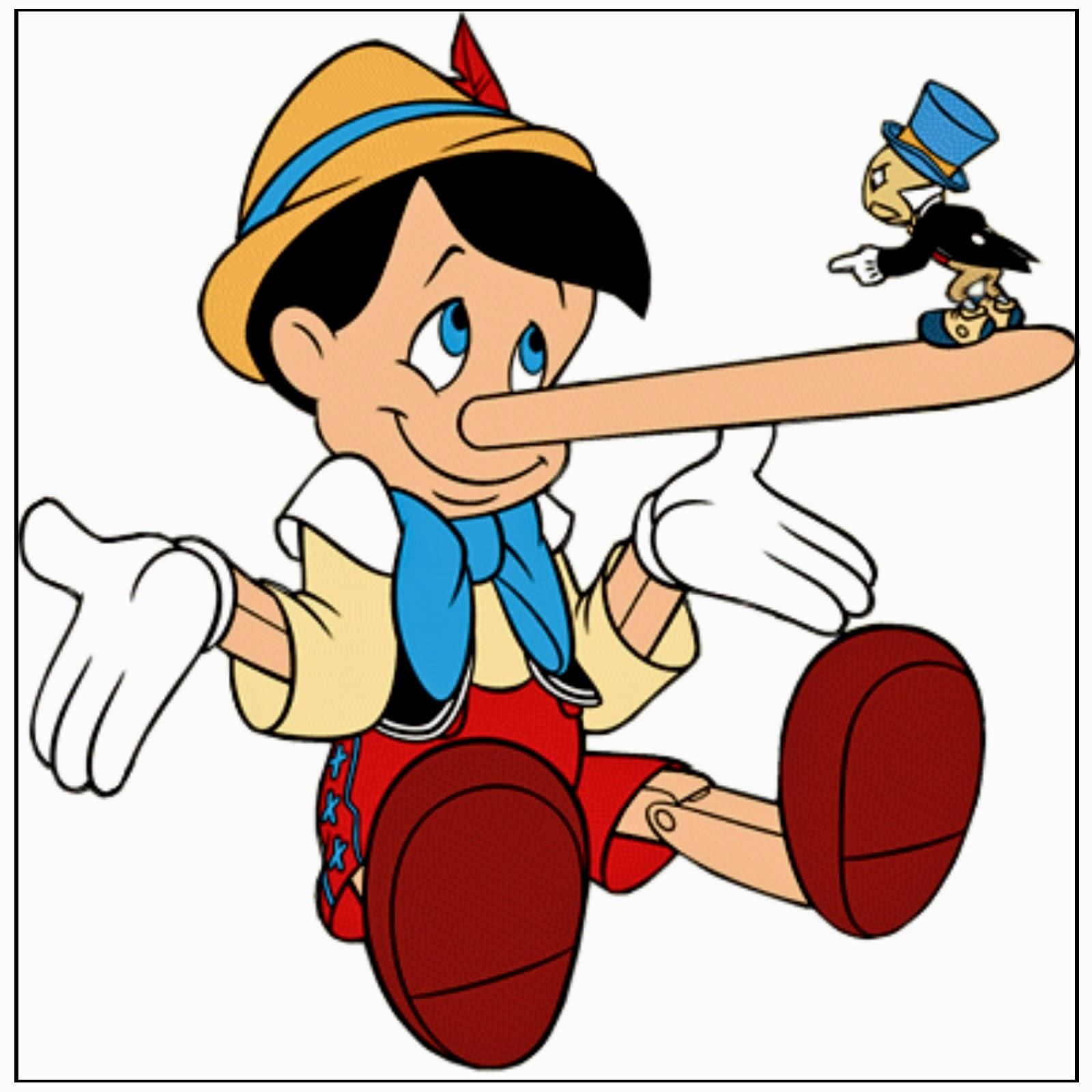 Kids showing honesty clipart graphic free stock Funeral Fund Blog: Jiminy Cricket! It's National Honesty Day! graphic free stock