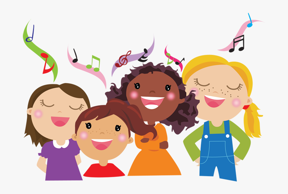 Singing free clipart graphic library library Children\'s Choir Clipart - Kids Singing Clipart #171955 ... graphic library library