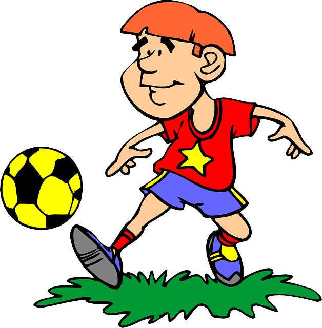 Kids soccer ball clipart clip royalty free library Soccer Jokes for Kids - Parent Approved - Fun Kids Jokes clip royalty free library