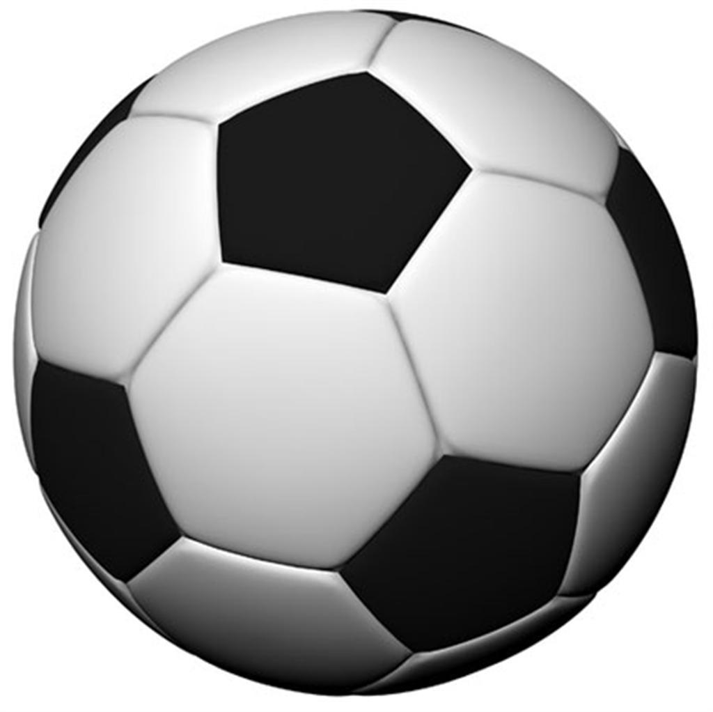 Kids soccer ball clipart clip art free stock Soccer Ball Black And White Clipart - Clipart Kid clip art free stock