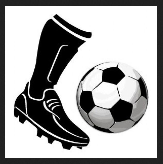 Kids soccer ball clipart graphic transparent download Kicking a soccer ball clipart - ClipartFest graphic transparent download