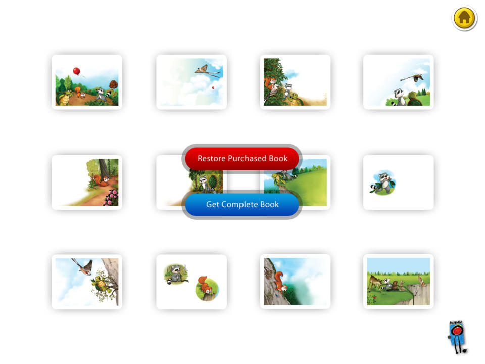 Kids storybook flying clipart png royalty free stock Rowdy Raccoon and the Turtle Who Wanted to Fly is an interactive ... png royalty free stock