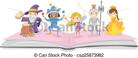 Kids storybook flying clipart clip royalty free stock Storybook character clipart - ClipartFest clip royalty free stock