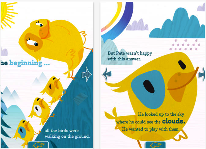 Kids storybook flying clipart clipart freeuse download Three Great Storybook Apps for Kids ~ Educational Technology and ... clipart freeuse download