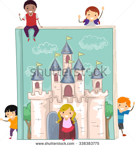 Kids storybook flying clipart free Storybook Stock Photos, Royalty-Free Images & Vectors - Shutterstock free
