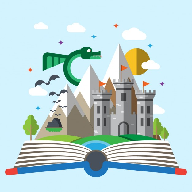 Kids storybook flying clipart svg royalty free library Dragon Vectors, Photos and PSD files | Free Download svg royalty free library