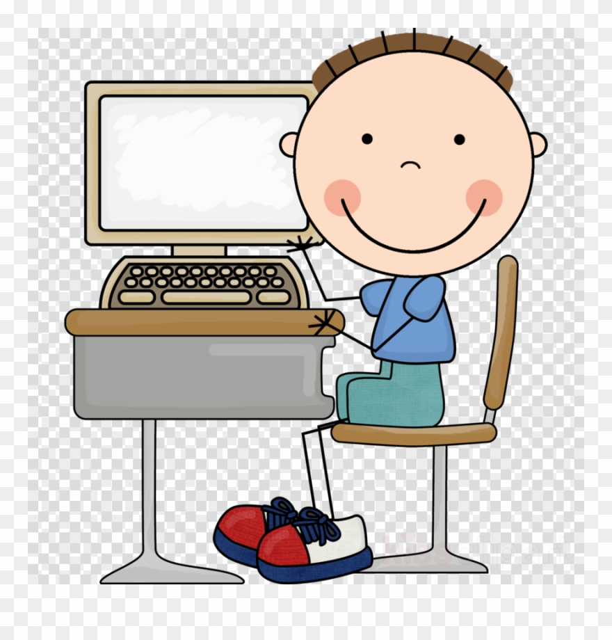 Kids using technology clipart royalty free Technology Past And Present For Kids Clipart Child - Things ... royalty free