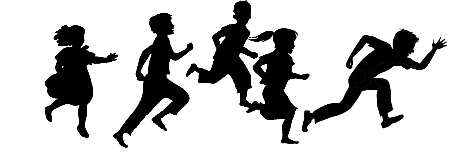 Kids walking home black and white clipart picture royalty free library Montebello Police Athletic & Activities League (PAAL ... picture royalty free library