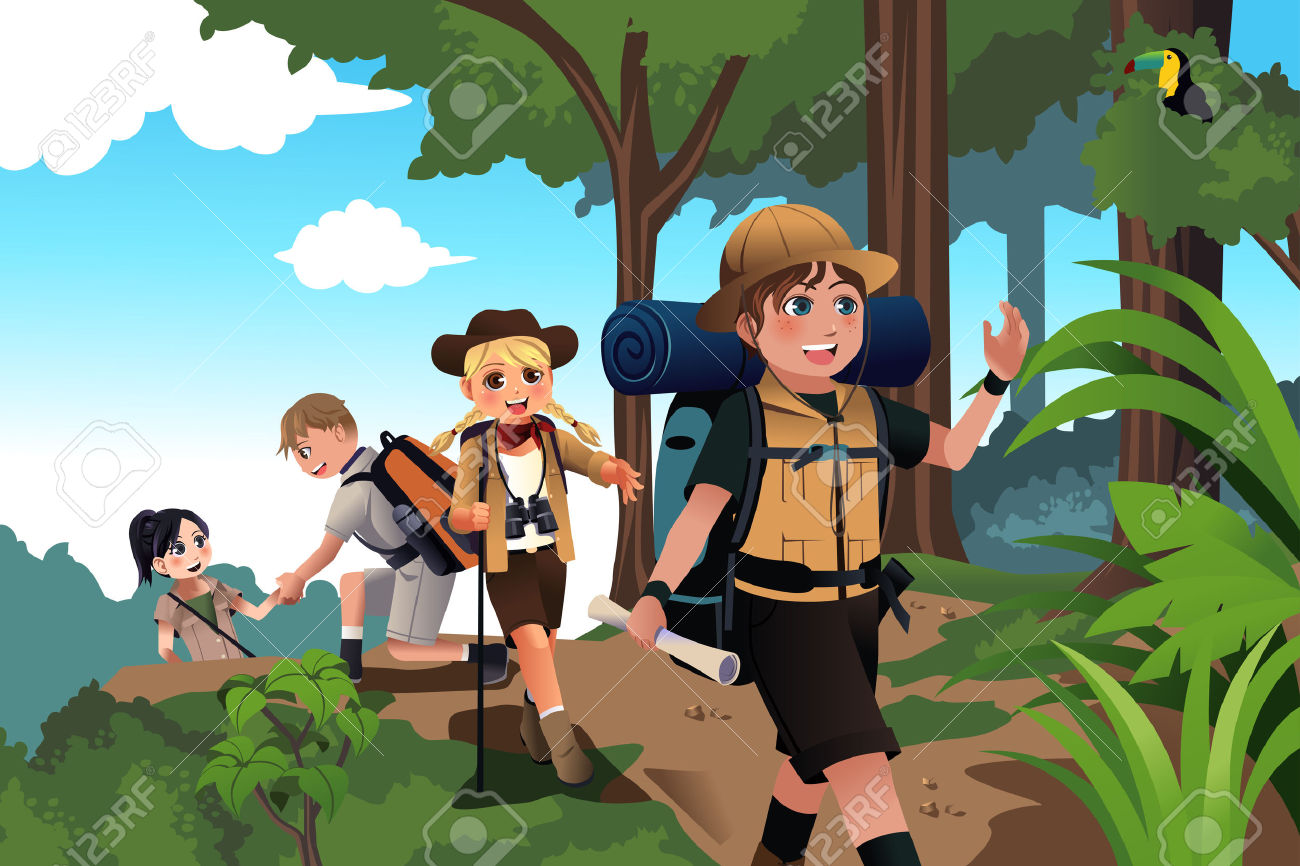 Kids walking to a us map clipart image royalty free download DEVISworldmaps | Best World Map for Travellers | Page 677 image royalty free download