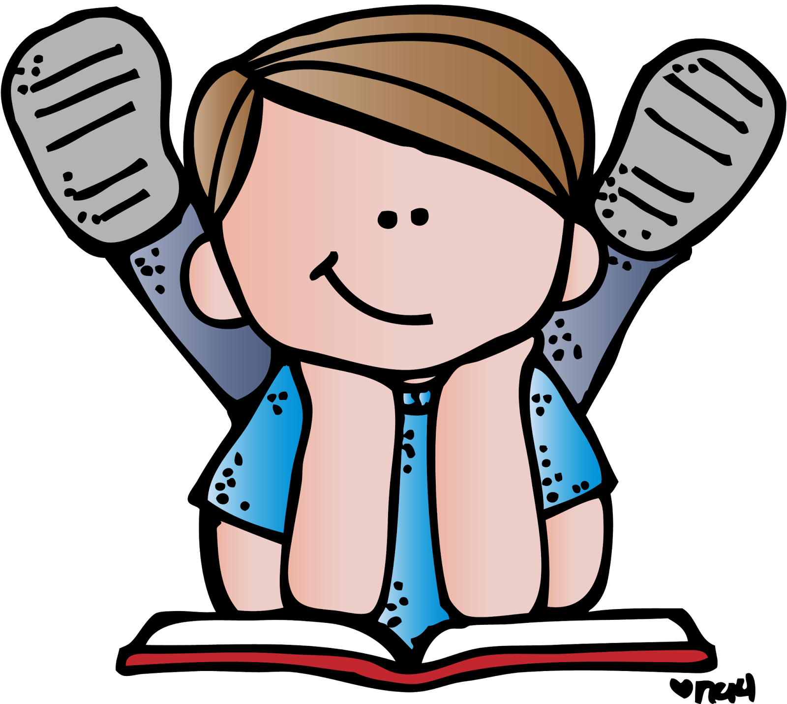 Girl holding reading book clipart vector freeuse stock Kids Reading Clipart at GetDrawings.com | Free for personal use Kids ... vector freeuse stock