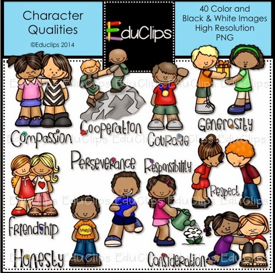 Kids with character clipart banner freeuse stock Clipart for bible character traits - ClipartFest banner freeuse stock