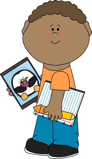 Kids with concussion clipart clip royalty free library Kids with ipad clipart - ClipartFest clip royalty free library