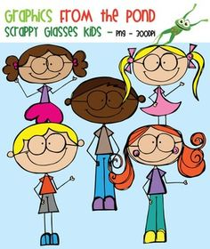 Kids with glasses clipart graphic royalty free stock Pinterest • The world's catalog of ideas graphic royalty free stock
