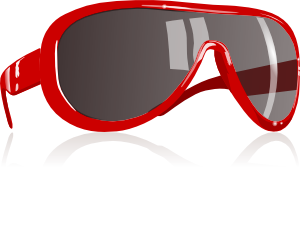 Kids with glasses clipart svg royalty free download Sunglasses Clip Art at Clker.com - vector clip art online, royalty ... svg royalty free download