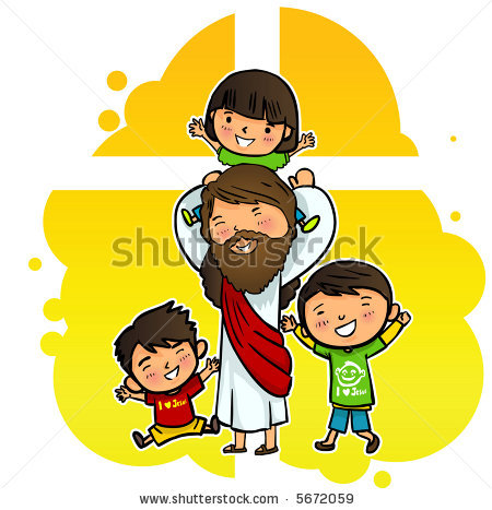 Kids with jesus clipart image transparent library jesus clipart for kids - Google Search | Church Kids | Pinterest ... image transparent library
