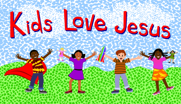 Kids with jesus clipart clip art download Children love jesus clipart - ClipartFest clip art download