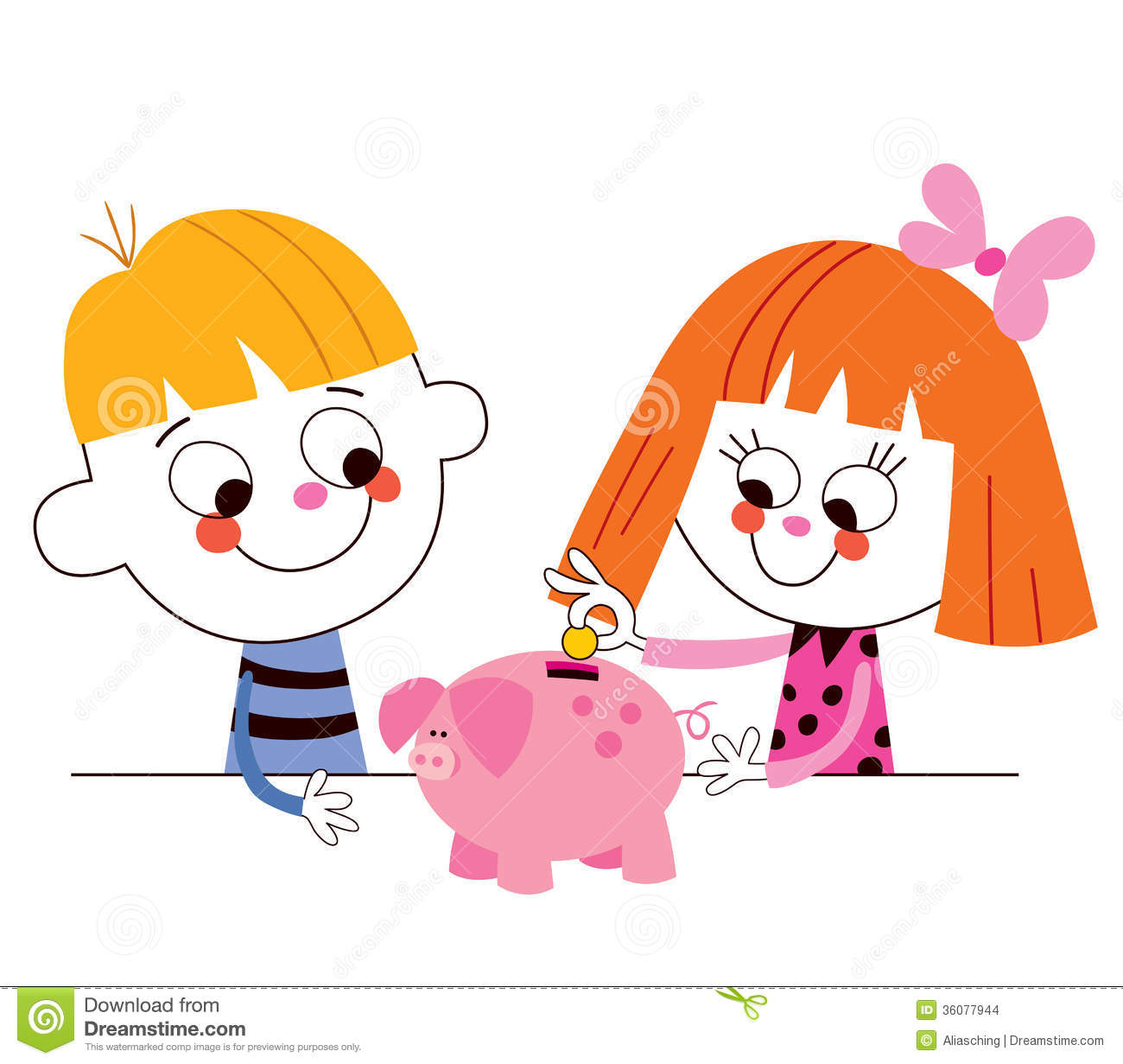 Kids with money clipart graphic royalty free download Kids and money clipart - ClipartFest graphic royalty free download