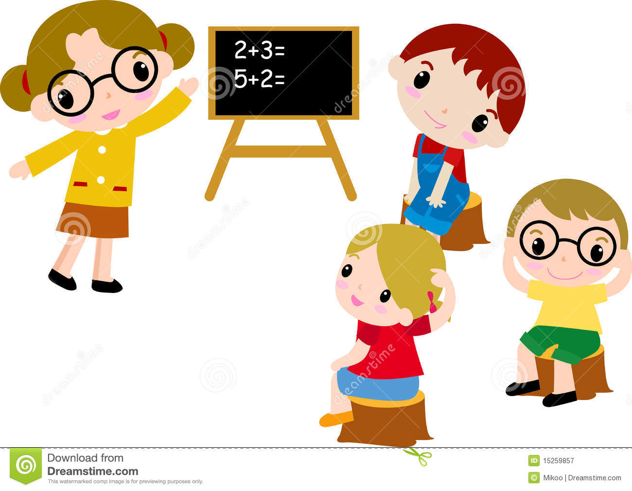 Kids with numbers clipart banner freeuse download Numbers Clipart For Kids | Clipart Panda - Free Clipart Images banner freeuse download