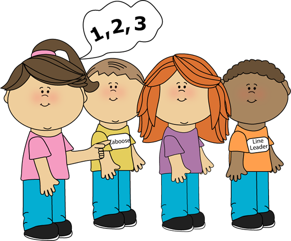 Kids with numbers clipart image library Counting Numbers Clipart - Clipart Kid image library