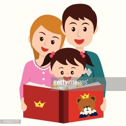 Kids with parents clipart clip art transparent download Clipart of happy parents with child doing good in school - ClipartFest clip art transparent download