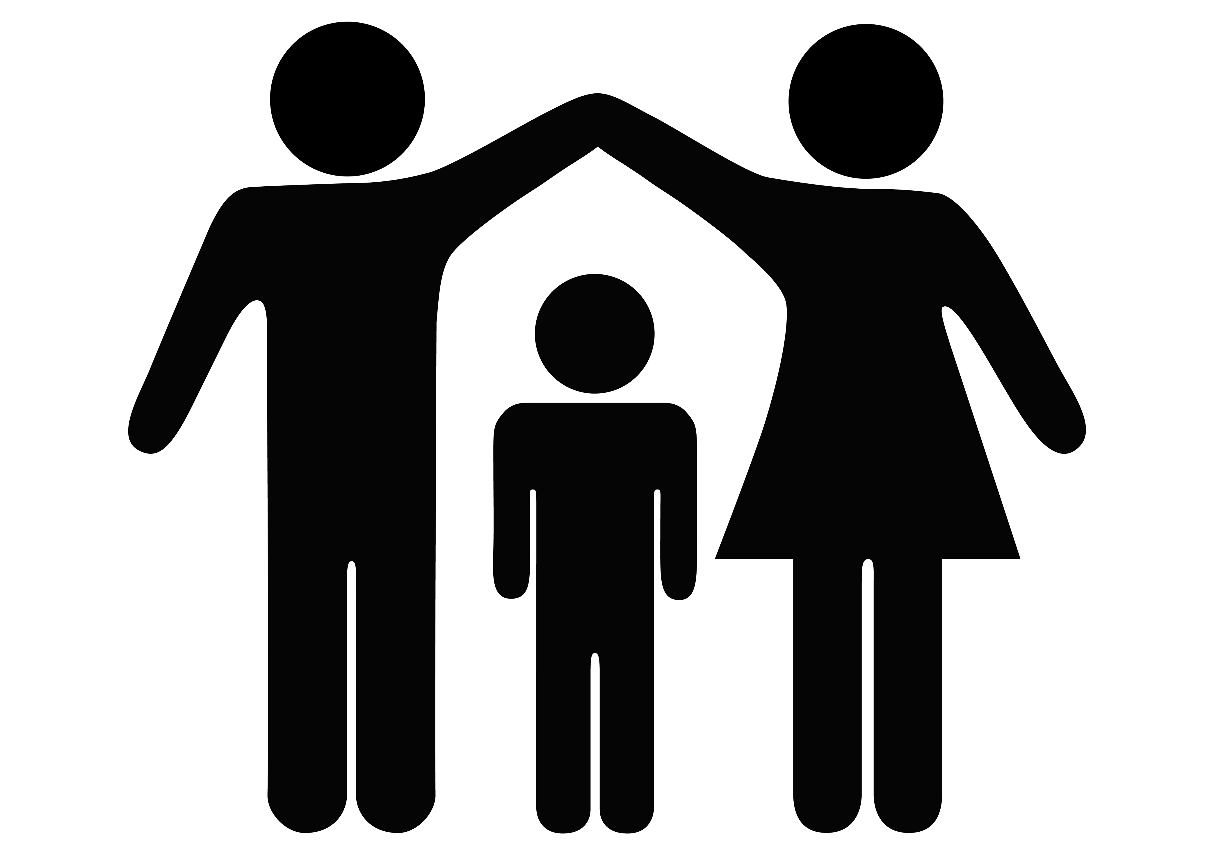 Kids with parents clipart freeuse stock Helping Parents Clipart - Clipart Kid freeuse stock