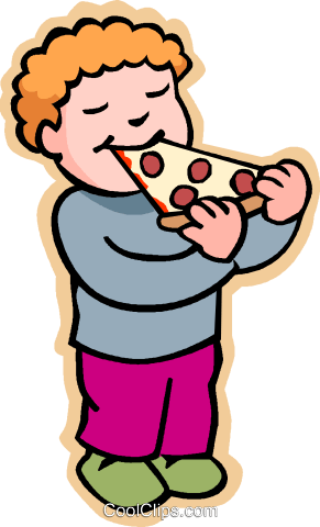 Kids with pizza clipart png transparent stock children at play, kids, boy eating pizza Royalty Free Vector Clip ... png transparent stock