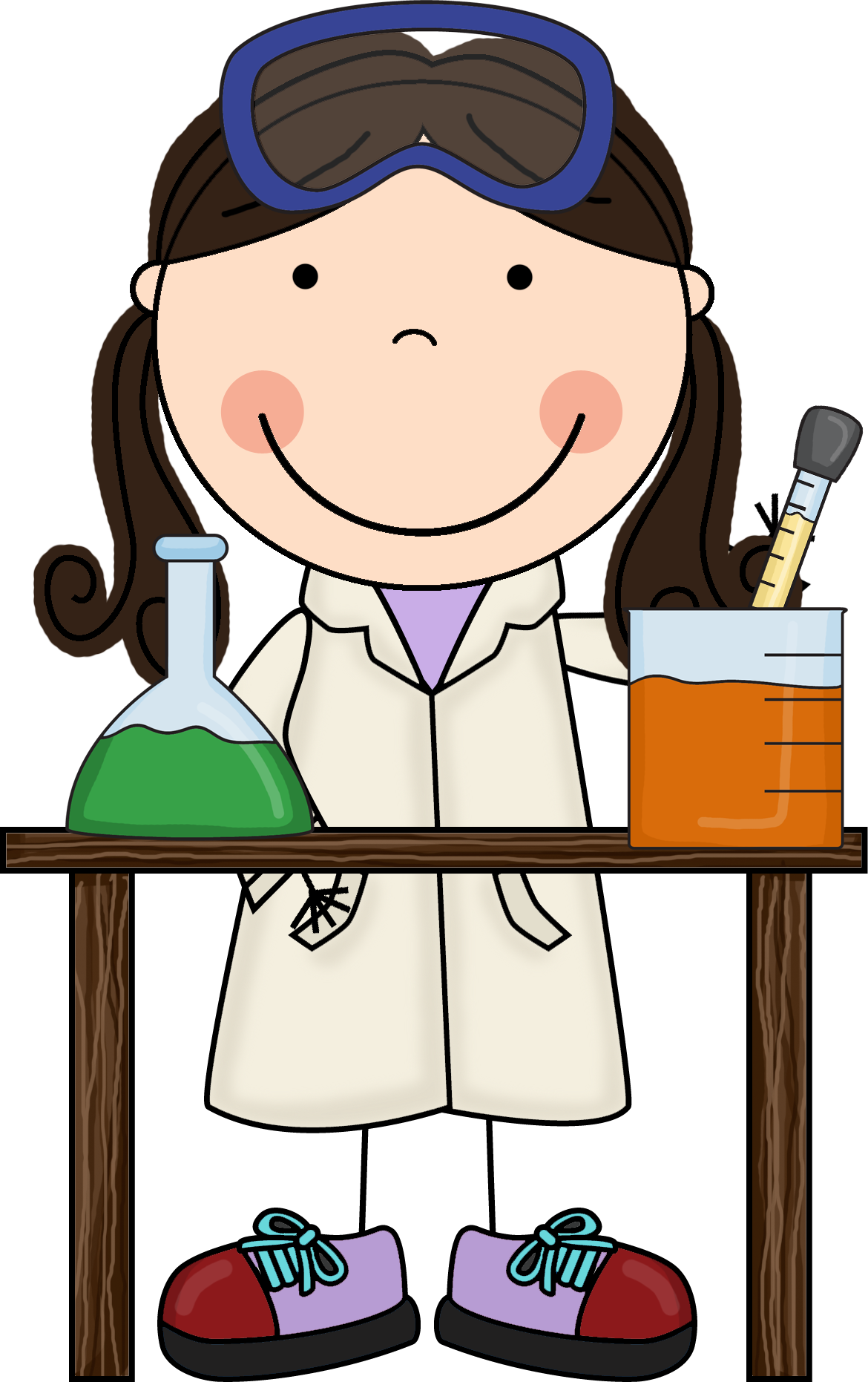 Kids with science clipart image black and white stock Success kids science clipart - ClipartFest image black and white stock