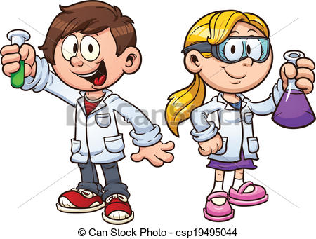 Kids with science clipart vector library stock Science Illustrations and Clip Art. 454,012 Science royalty free ... vector library stock