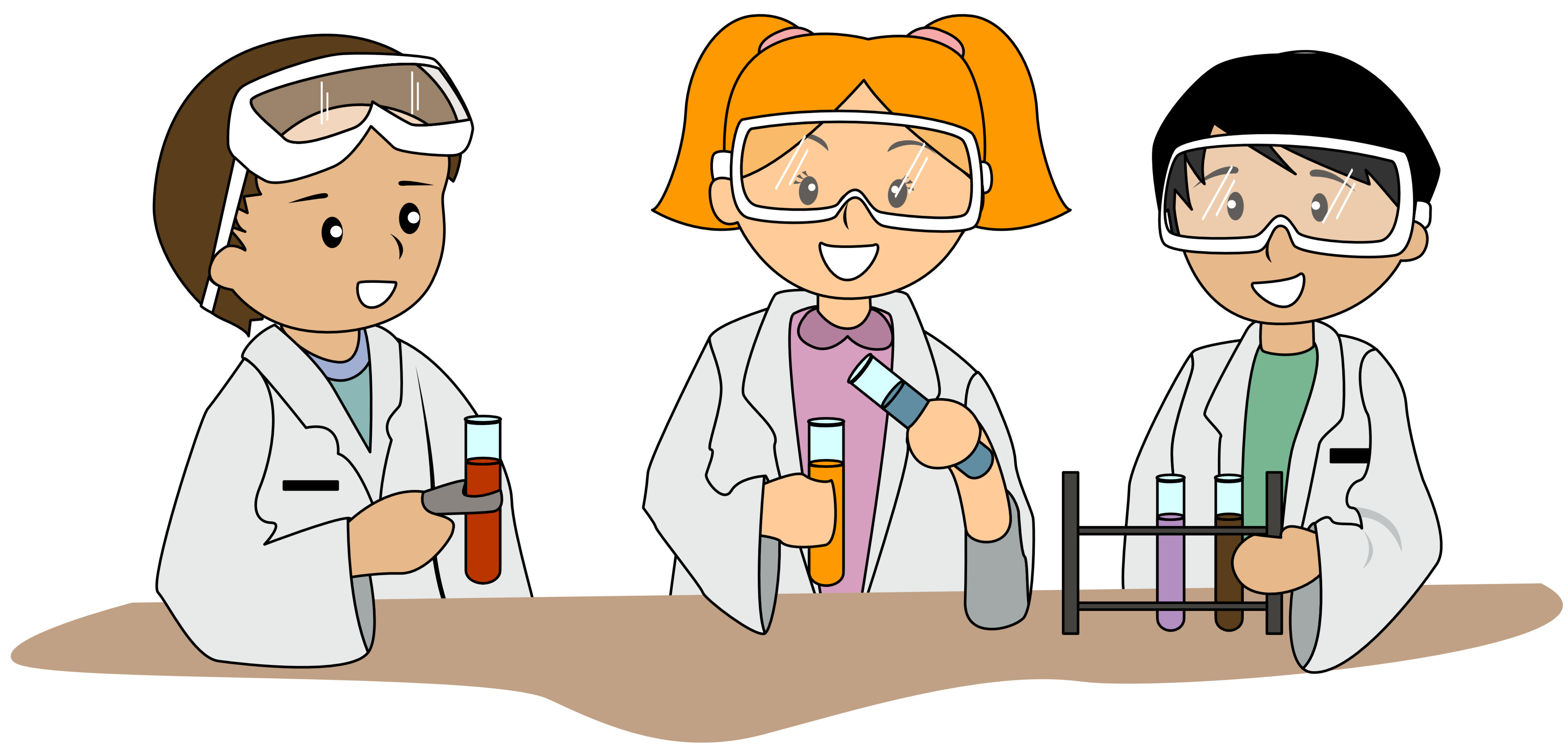 Kids with science clipart png freeuse stock Science clipart for kids - ClipartFest png freeuse stock