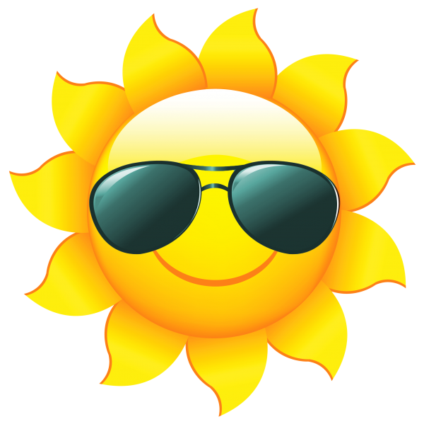 Summer camp sun clipart clipart free Summer activities abound for children, youth and families | The Bahá ... clipart free