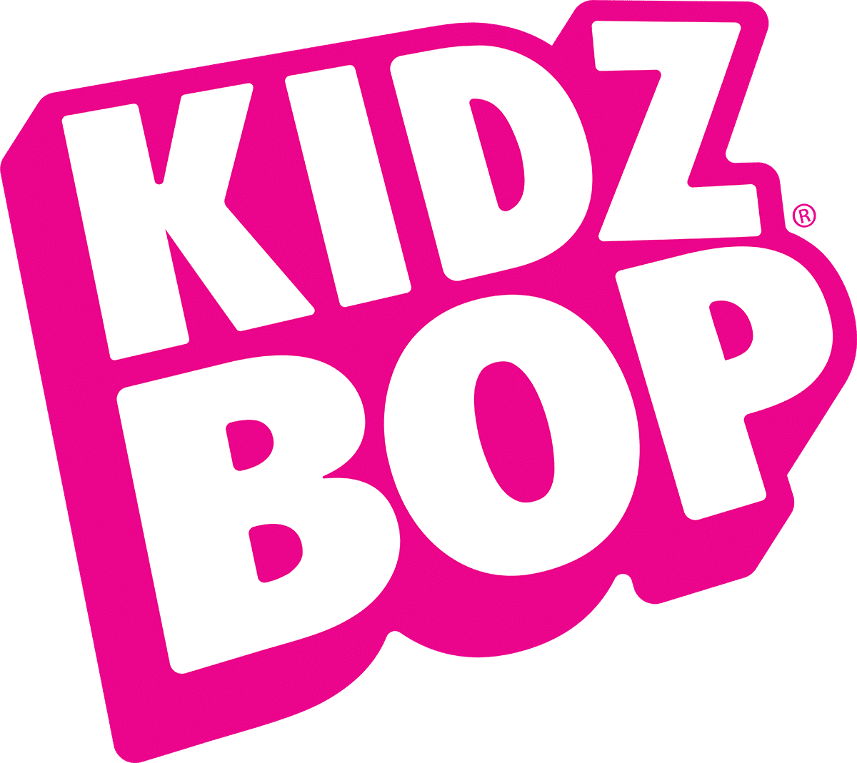 Kidz bop clipart svg black and white KIDZ BOP | Concord svg black and white