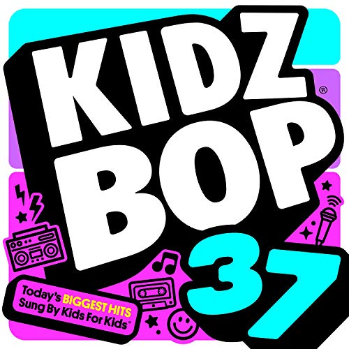 Kidz bop clipart clip art library library KIDZ BOP 37 by KIDZ BOP Kids on Amazon Music - Amazon.com clip art library library