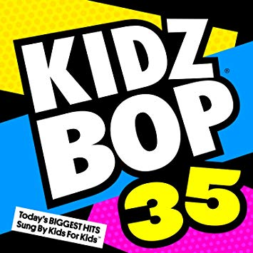 Kidz bop clipart banner black and white download KIDZ BOP 35 banner black and white download