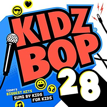 Kidz bop clipart freeuse download KIDZ BOP 28 freeuse download