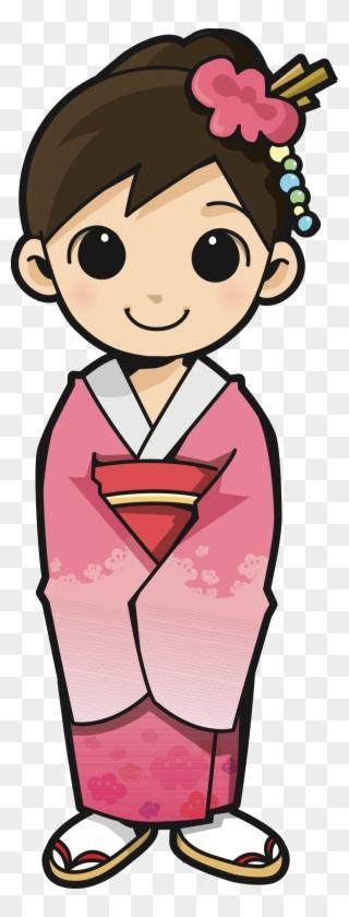 Kimono clipart graphic freeuse library Free PNG Kimono Clip Art Download - PinClipart graphic freeuse library