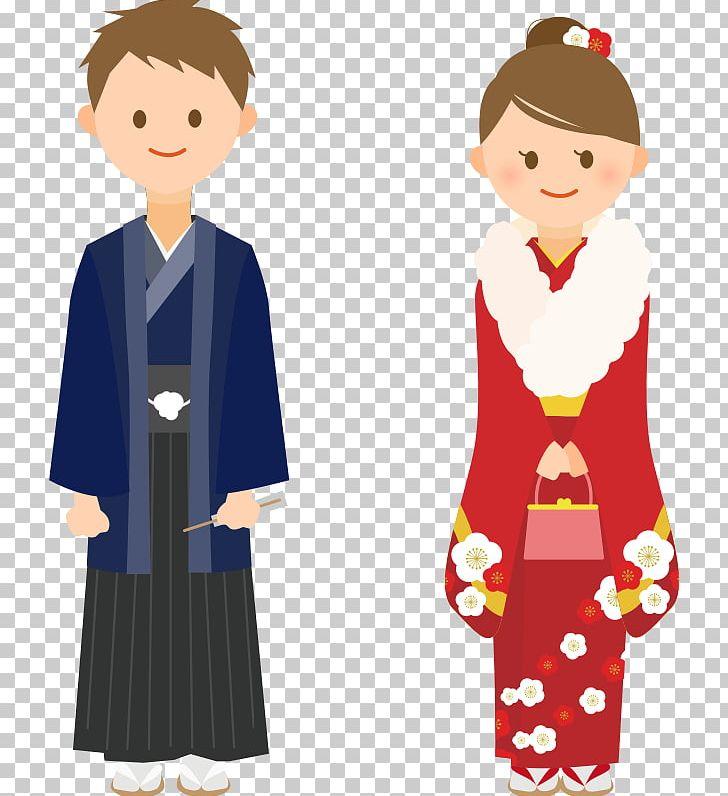 Kimono clipart clip art transparent download Furisode Shinto Shrine Coming Of Age Kimono Hakama PNG, Clipart, Boy ... clip art transparent download