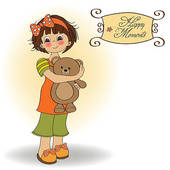 Kind anziehen clipart jpg free Stock Illustration of pajamas, good night k1430438 - Search EPS ... jpg free