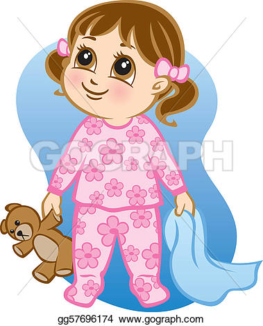 Kind anziehen clipart graphic royalty free stock Blankets Clip Art - Royalty Free - GoGraph graphic royalty free stock