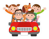 Kind im auto clipart jpg transparent Travel car Illustrations and Clip Art. 12,729 travel car royalty ... jpg transparent