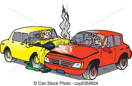 Kind im auto clipart clip free stock Automobile Crash Clipart - Clipart Kid clip free stock