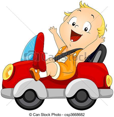 Kind im auto clipart jpg royalty free Kind im auto clipart - ClipartFest jpg royalty free