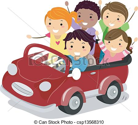 Kind im auto clipart clip free stock Riding In Car Clipart | Clipart Panda - Free Clipart Images clip free stock